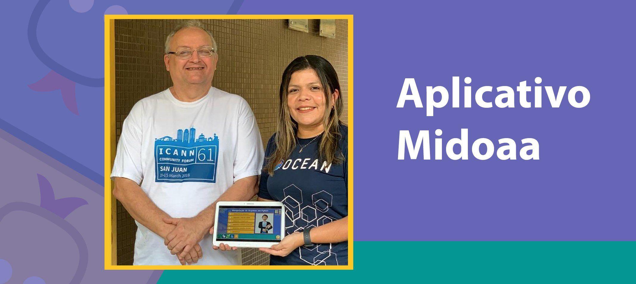 ICOMP – Pesquisa de doutorado produz aplicativo voltado para estudantes com deficiência auditiva