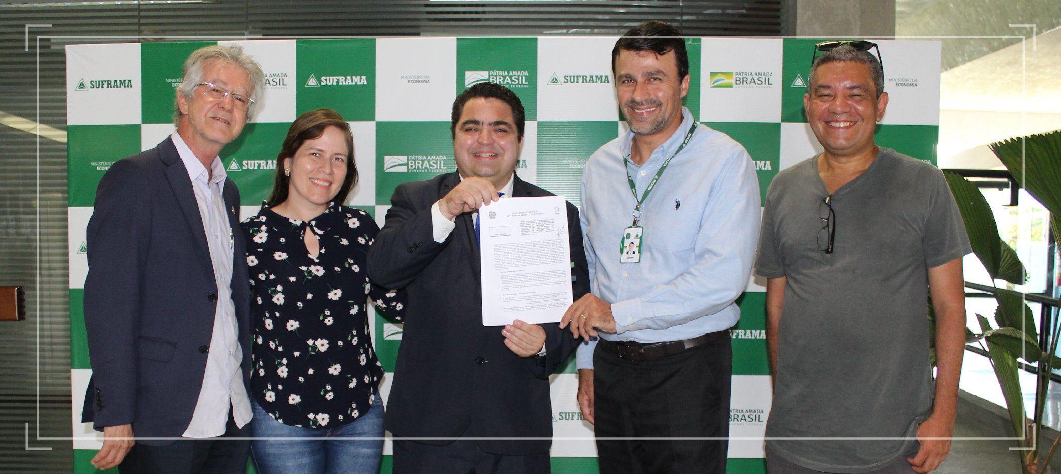 Ufam oferta primeiro mestrado em Indústria 4.0 da região para turma específica da Suframa. Inscrições até 21 de novembro