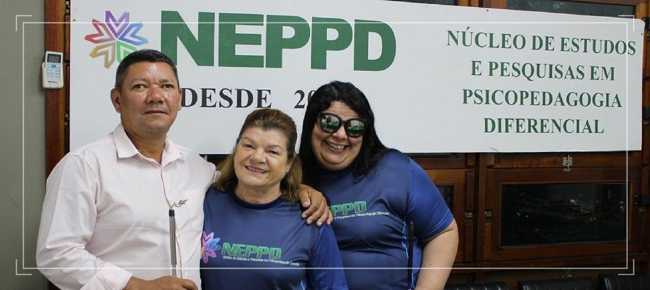 Dois primeiros doutorandos em Educação cegos defendem teses nos dias 11 e 12 de dezembro