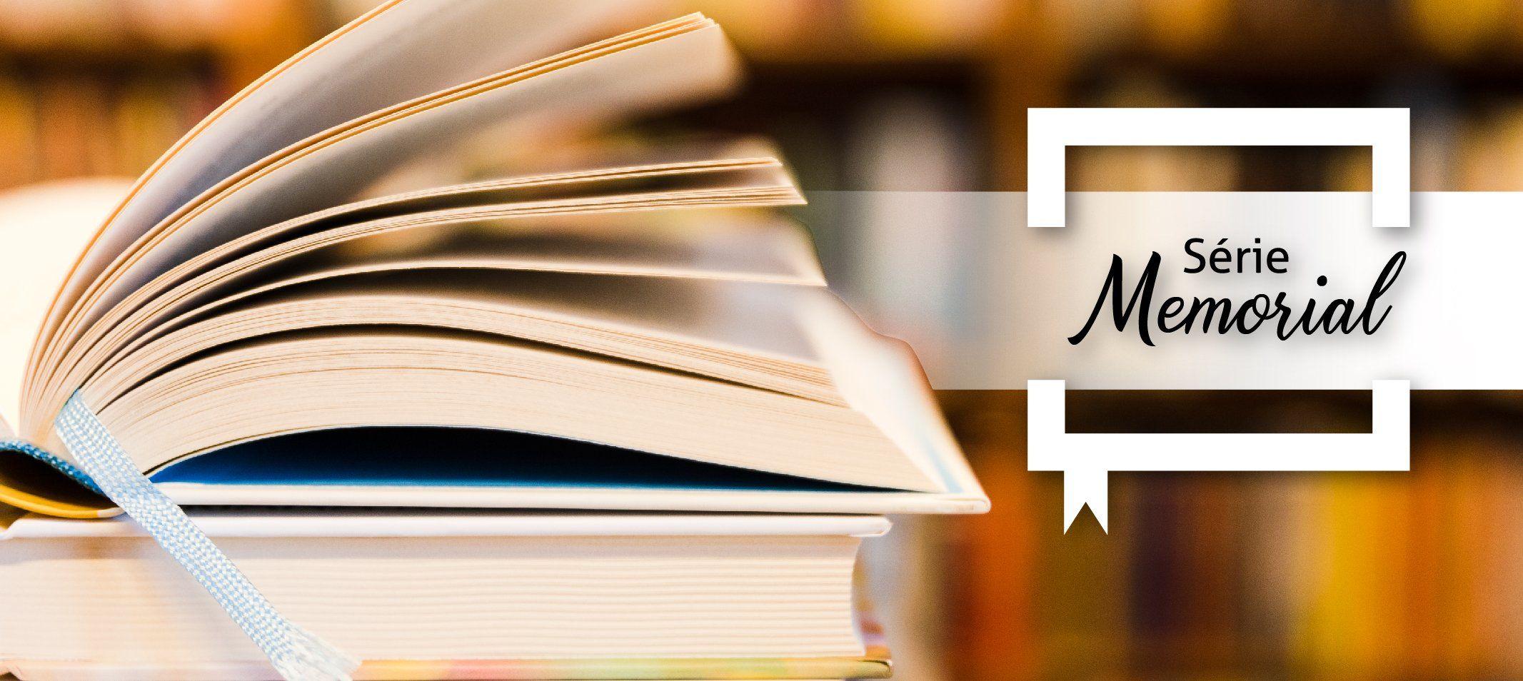 Edua – Docentes podem publicar livros pelo selo Memorial