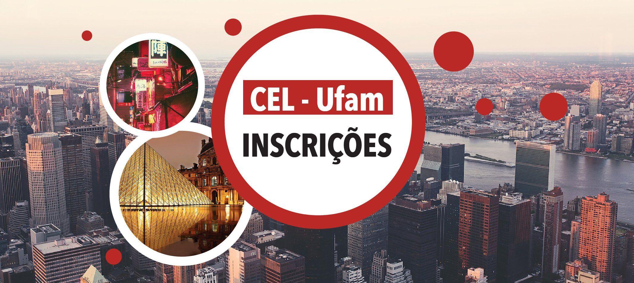 Projeto CEL abre vagas para cursos de idiomas, proficiências e redação. Inscrições ocorrem até 28 de fevereiro