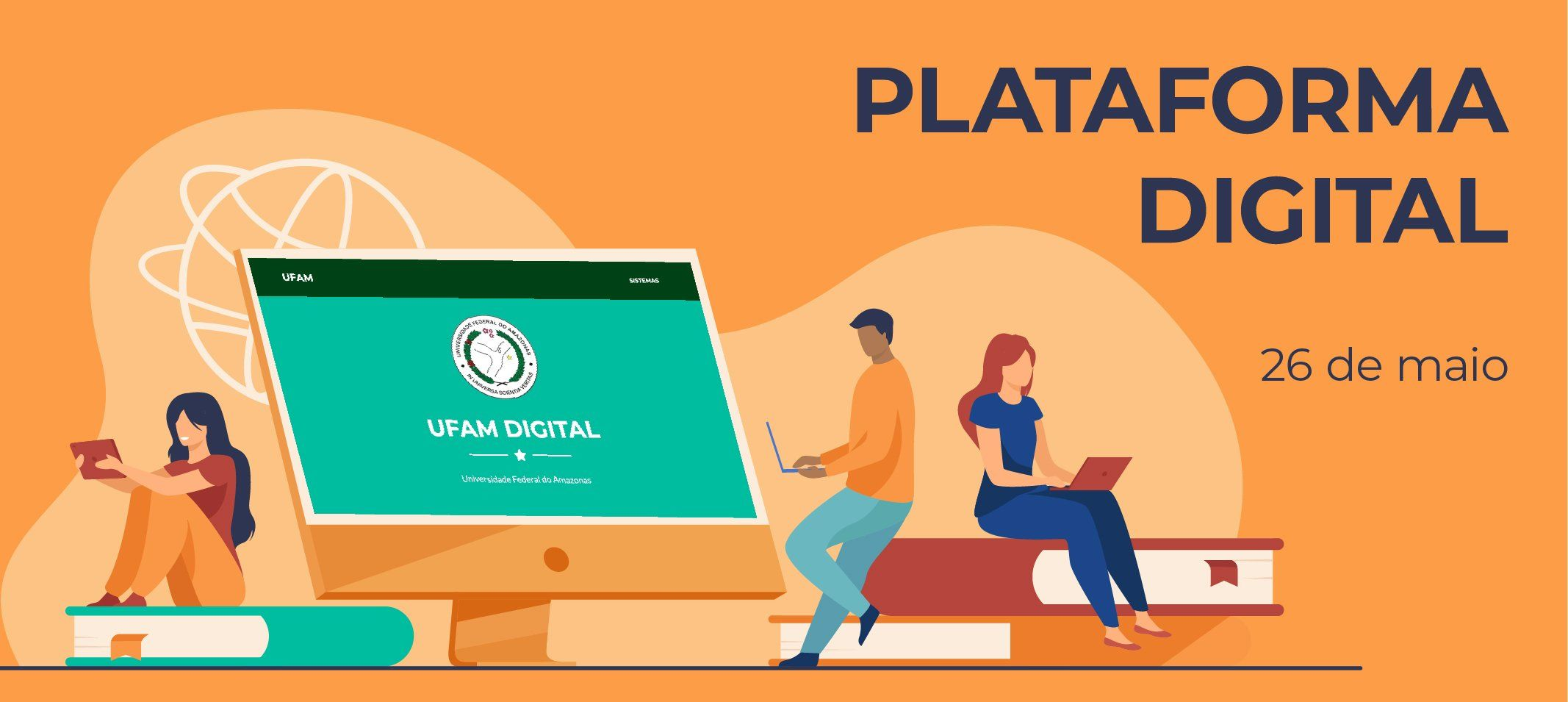 Plataforma Ufam Digital reúne nove sistemas de apoio ao aprendizado