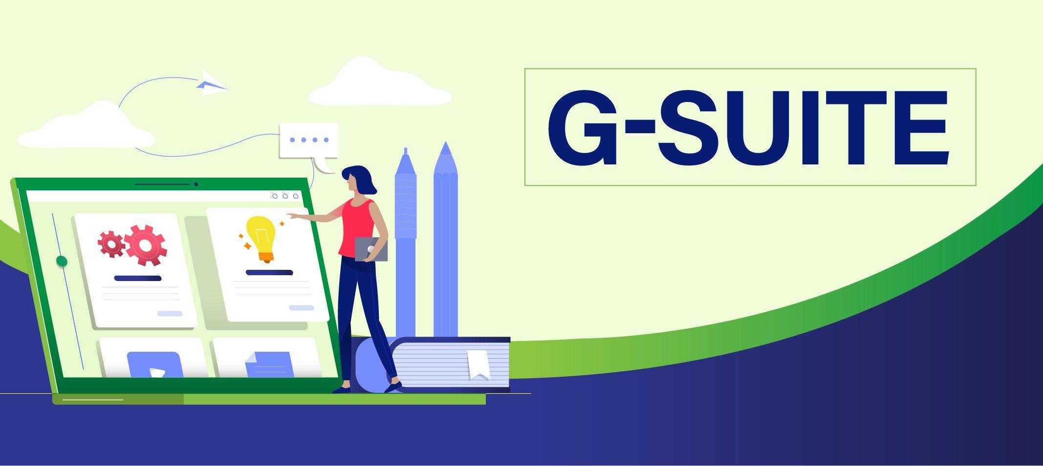 G-Suite - Ferramenta do Google potencializa trabalho docente