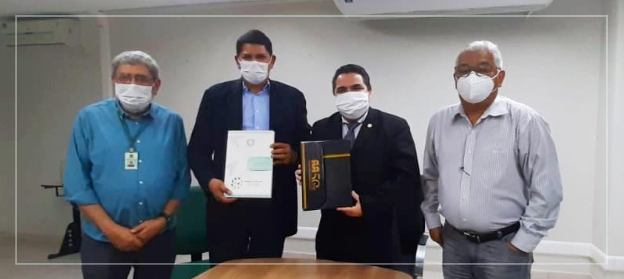 Ufam e Prefeitura de Parintins reafirmam parcerias
