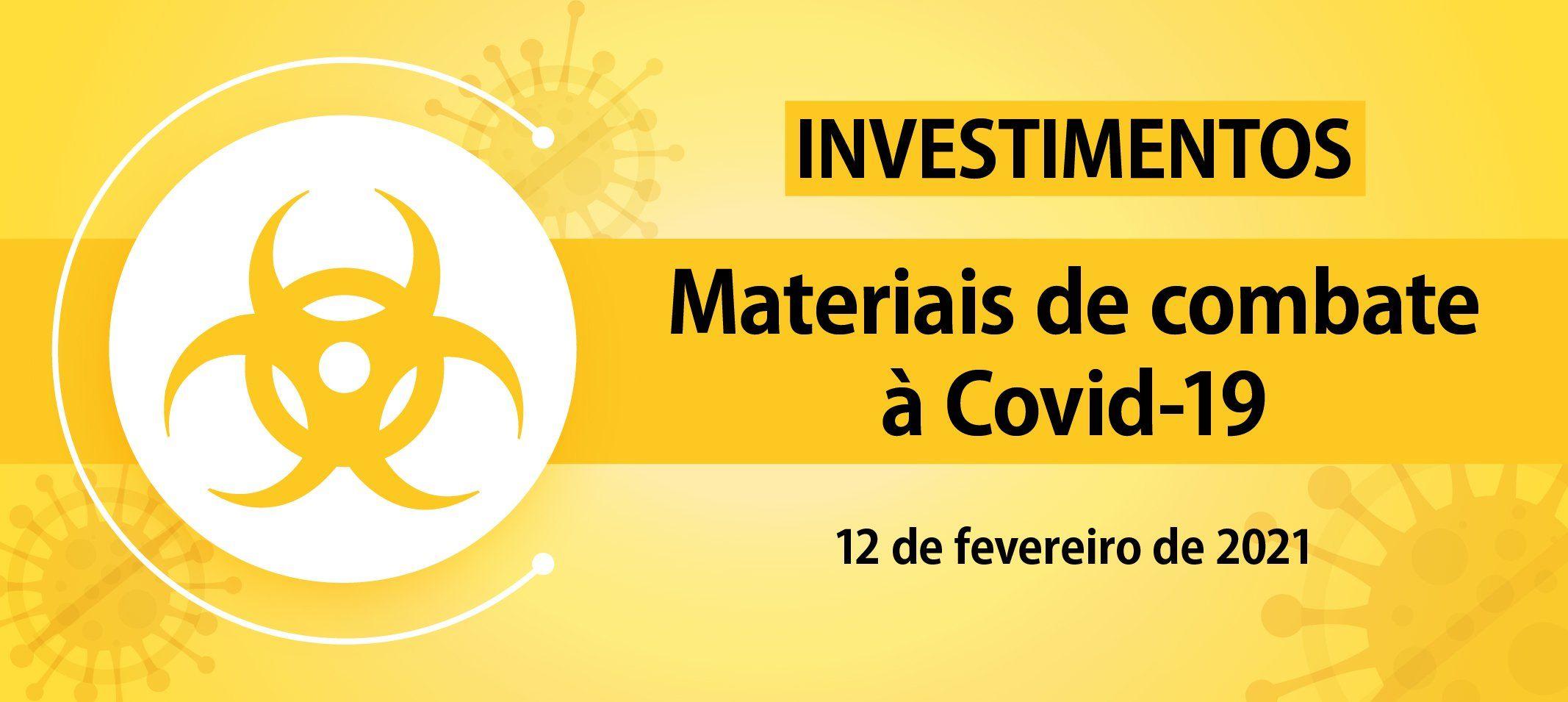 Investimento em Plano de Biossegurança chega a R$ 2 mi para enfrentamento à covid-19