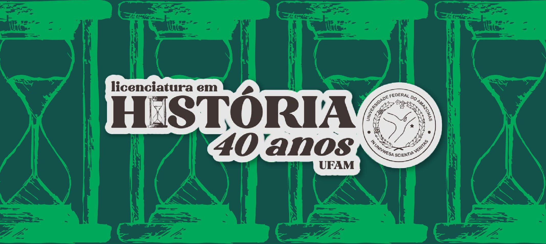 Departamento de História promove, de 11 a 14 de maio, Simpósio alusivo aos 40 anos de funcionamento da Licenciatura em História