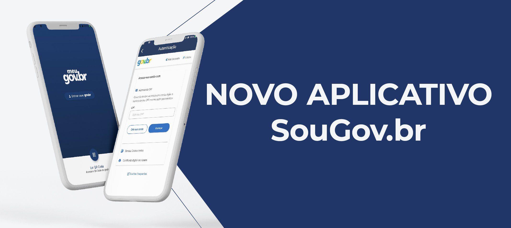 Novo aplicativo do Governo Federal substituirá Sigepe Mobile até junho