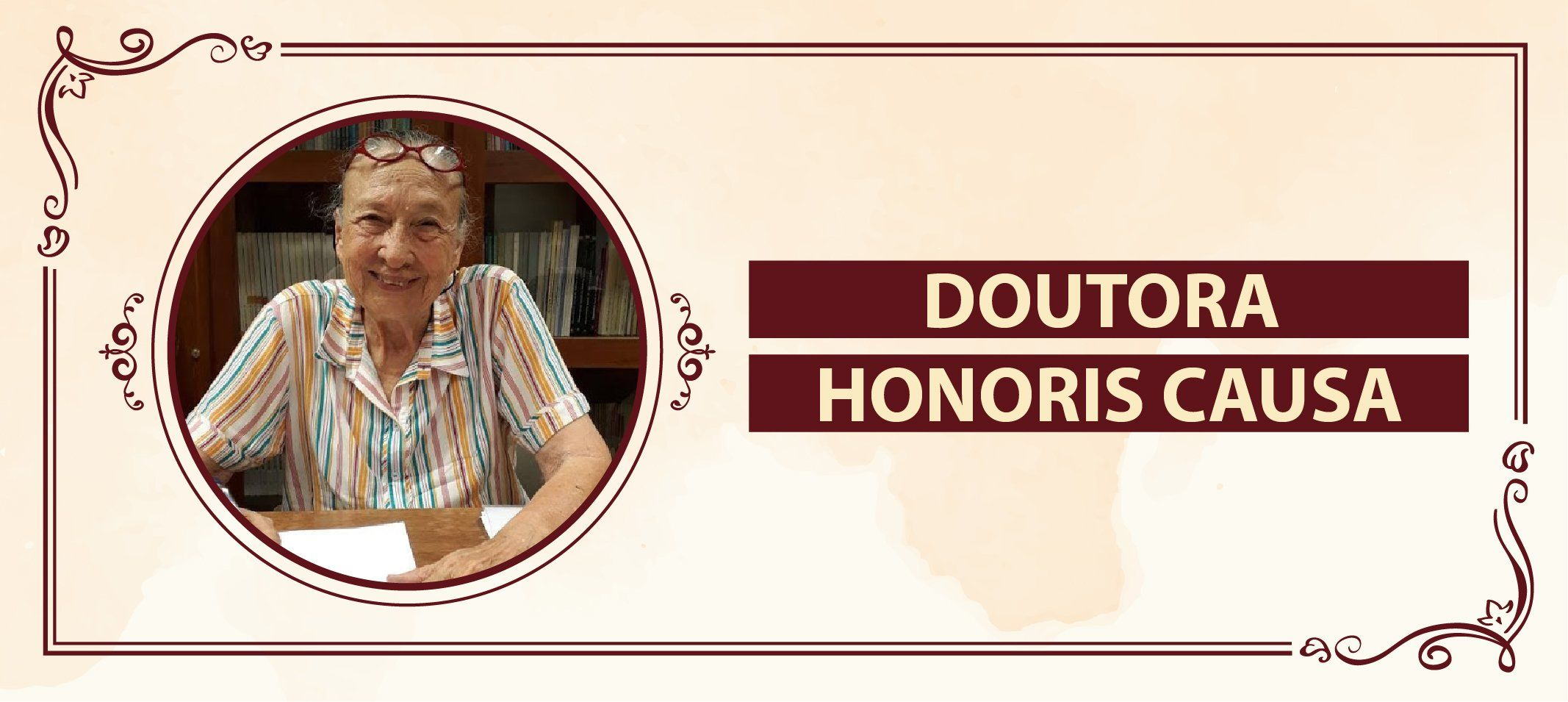 Por unanimidade, Consuni aprova o título de Doutora Honoris Causa para a professora Rosa Ester Rossini