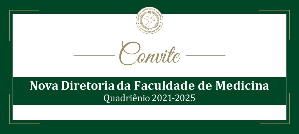 Professores Edson de Oliveira Andrade e Plínio José Cavalcante Monteiro serão diretor e vice-diretor da FM