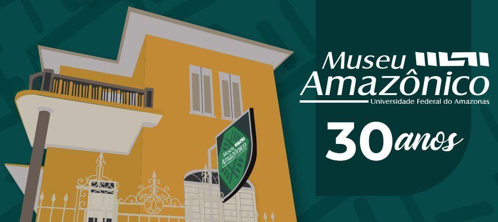 Selo em comemoração aos 30 anos do Museu Amazônico será lançado amanhã, 17