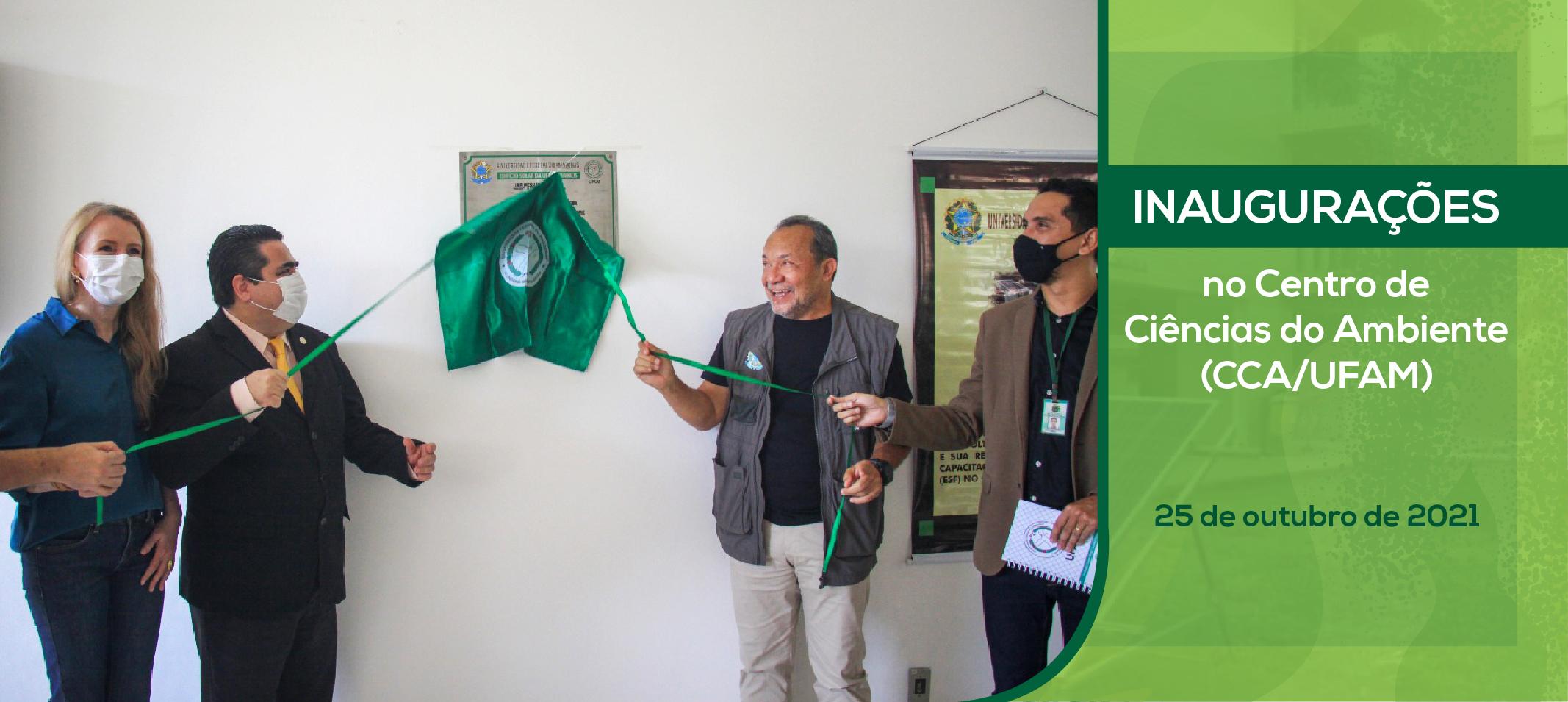 Inaugurado o primeiro Edifício Solar no campus sede da Ufam